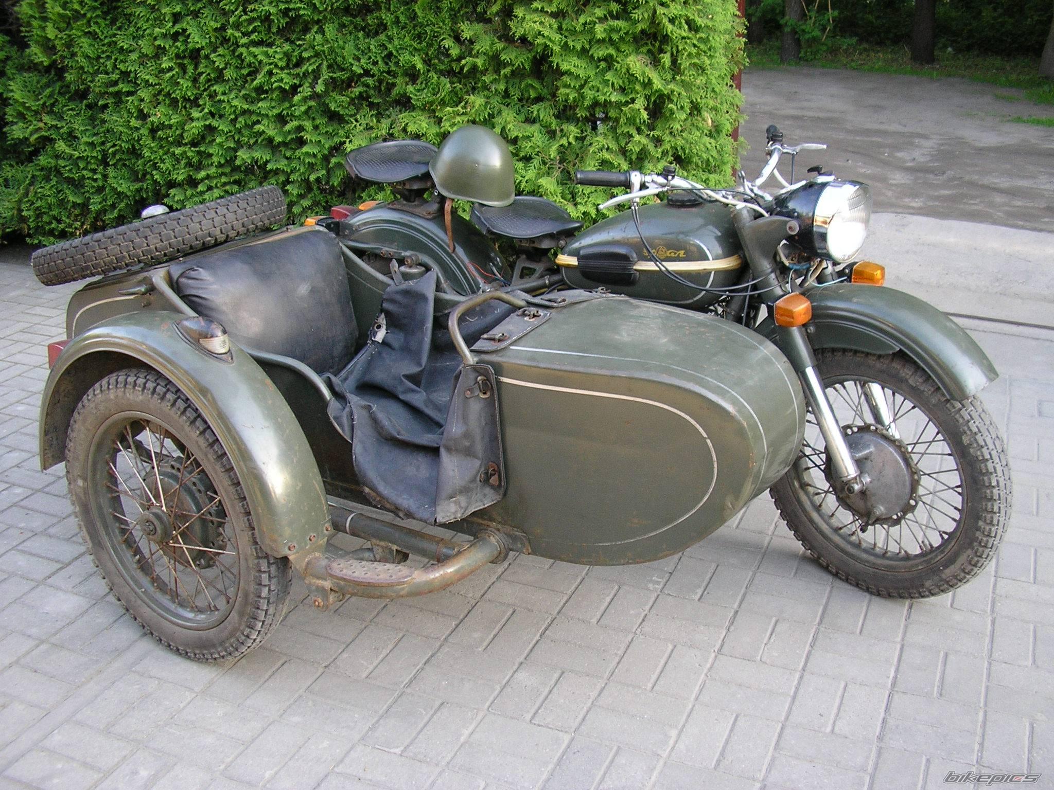 Мотоцикл Урал М-66 1972 | OPPOZIT.RU | мотоциклы Урал, Днепр, BMW ...