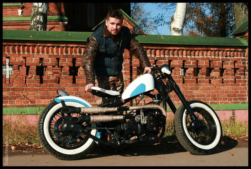 Чоппер oppozit ru мотоциклы урал