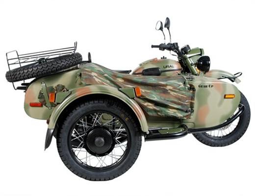 Мотоцикл урал gear up — приводной — 299