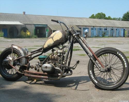 мотоцикла своими руками фото чертежи - Фотодизайн