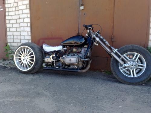 Мотоцикл переделки своими руками фото