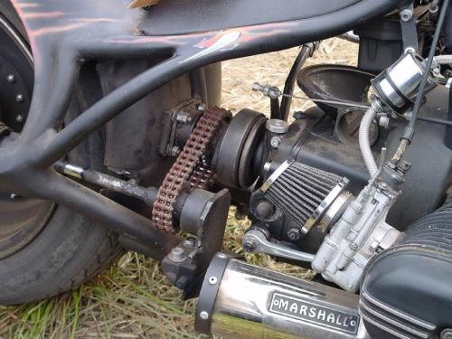 тюнинг урала мотоцикла