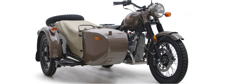 Урал M70 Sidecar и M70 Solo
