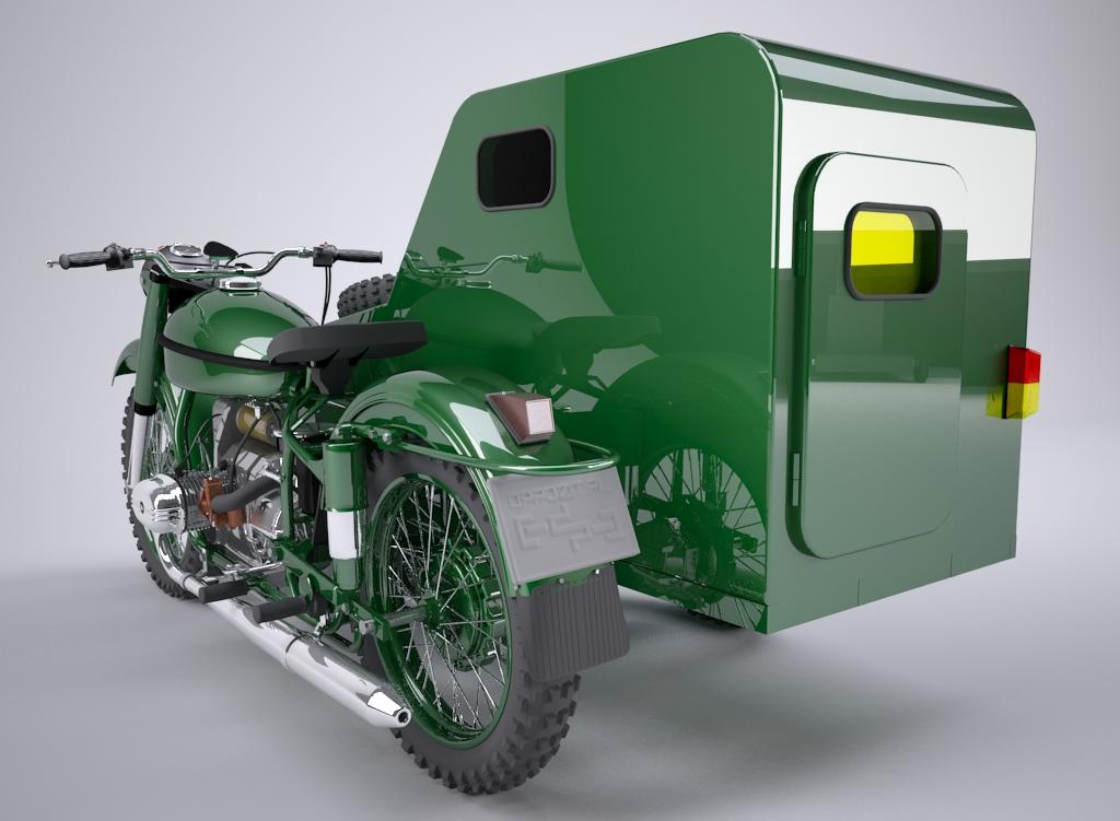 Ремонт своими руками мотоцикл урал 131