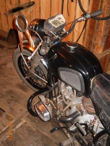 О мотоцикле