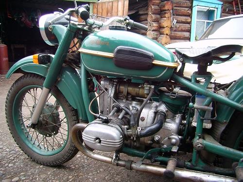 Мой М-66 | OPPOZIT.RU | мотоциклы Урал, Днепр, BMW | ремонт мотоциклов