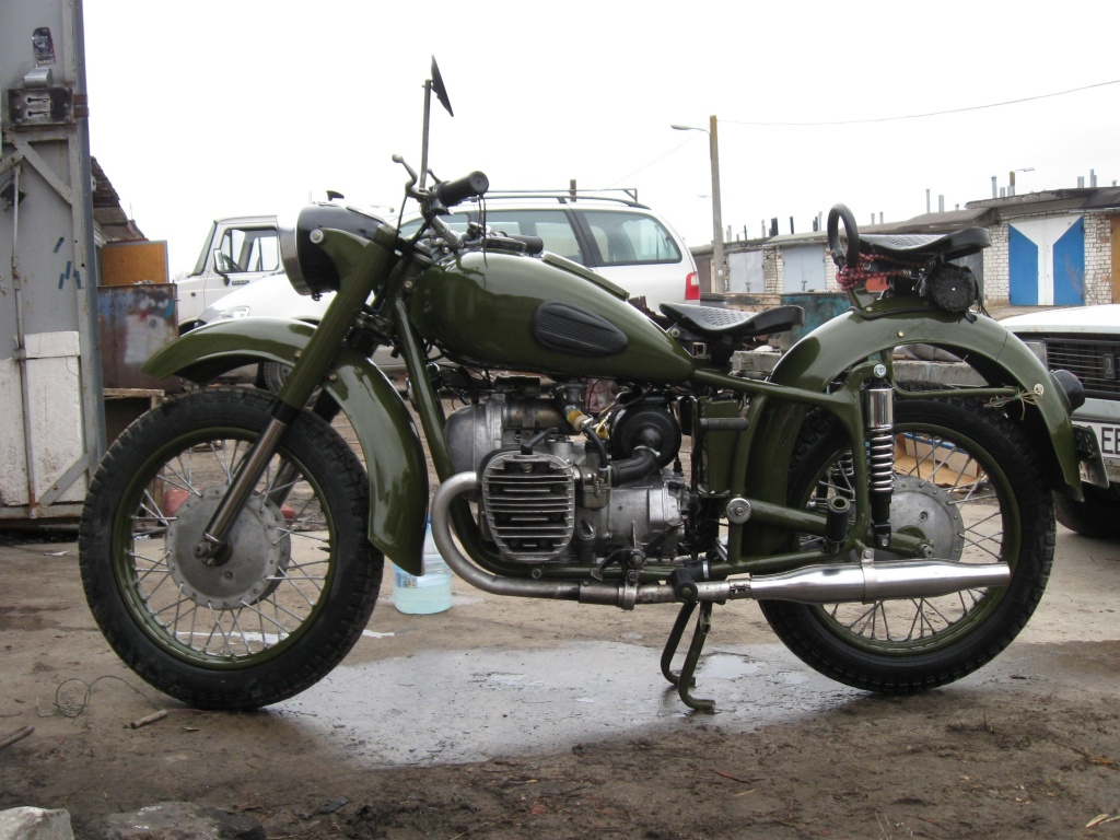мотоцикл урал к 750 фото