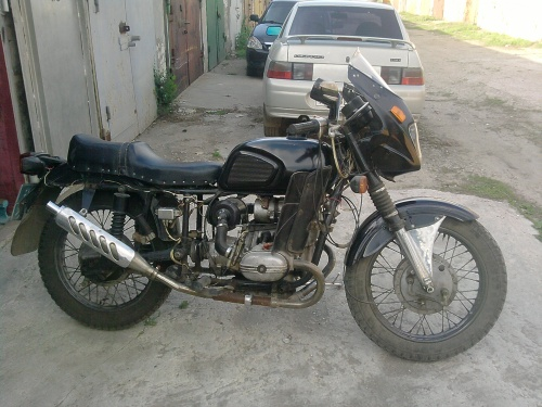 Ремонт своими руками мотоцикл урал 111