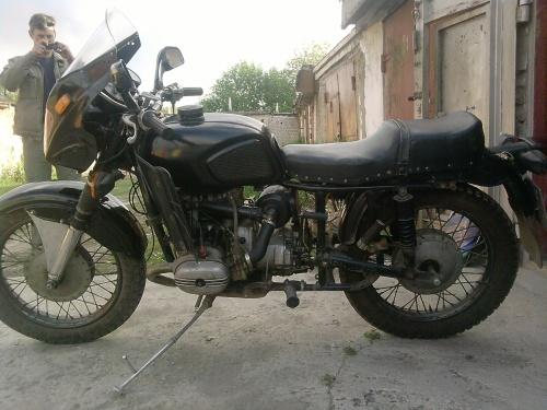 Мотоциклы днепр тюнинг своими руками фото