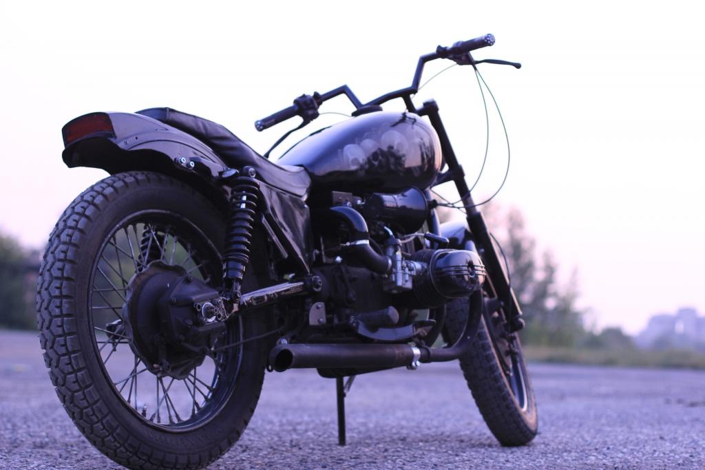 Тюнинг урала мотоцикла своими руками - Самодельный