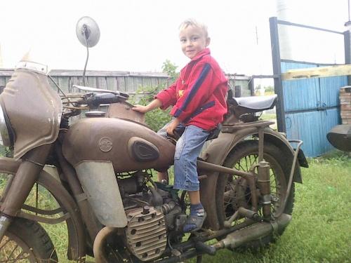 Запчастей для мотоцикла урал