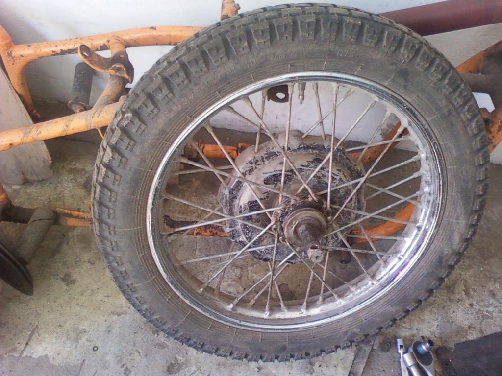 Как сделать колесо шире