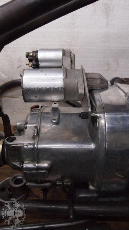 Разыскиваются чертежи пластины стартера для Днепр КПП + ИМЗшный мотор, с незначительным смещением стартера влево...