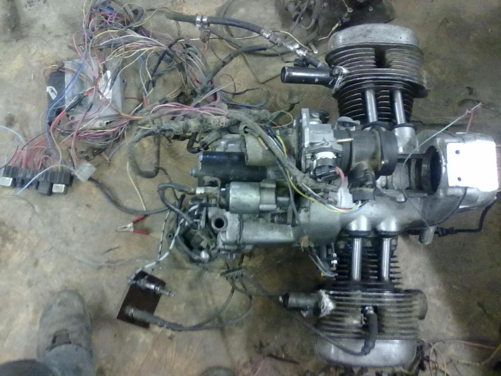 Инжектор на одноцилиндровый двигатель своими руками