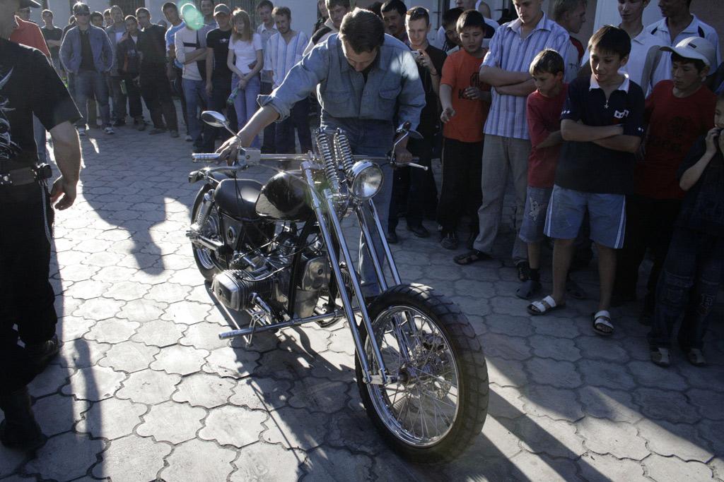 урал мотоцикл в бишкеке