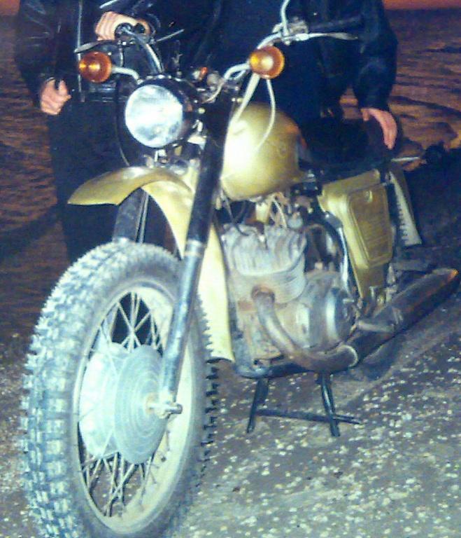 мотоцикл с коляской ехать #11