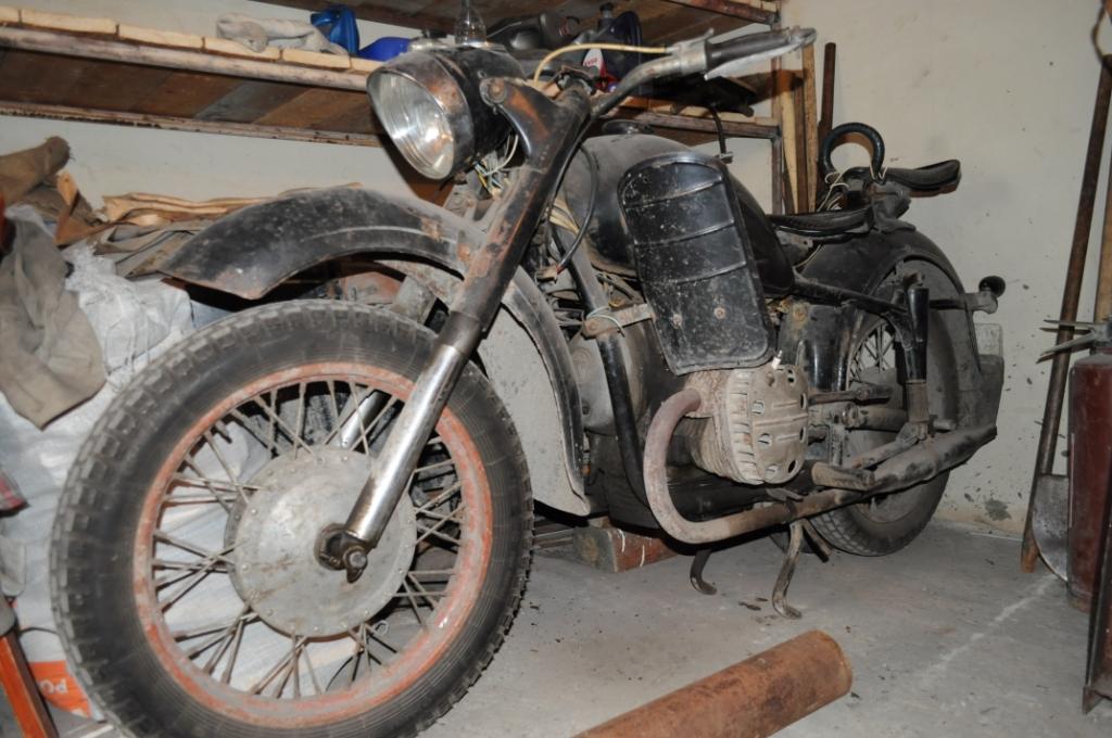 Фото № 5595 Крышка на к 750 мотоцикл