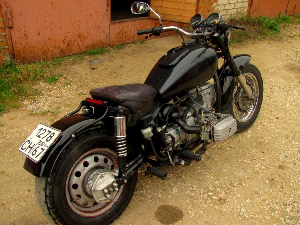 Тюнинг мотоцикла урал фотографии