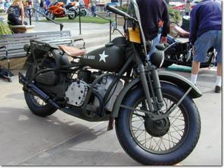 Мотоцикл Harley-Davidson XA-42 | OPPOZIT RU | мотоциклы Урал