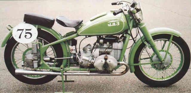 oppozit.ru: мотоцикл М-75