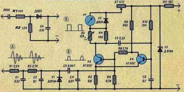 Данные схемы подключения предназначены для мотоциклов с 12 V электрооборудованием.