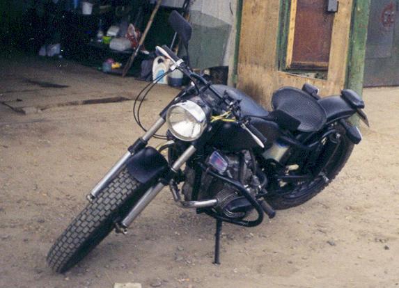 Электросхема мотоцикла урал.