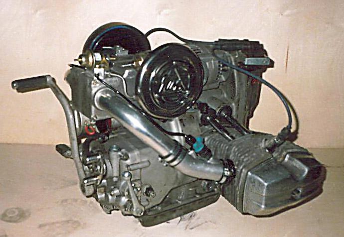 Как сделать двигатель на днепре 190
