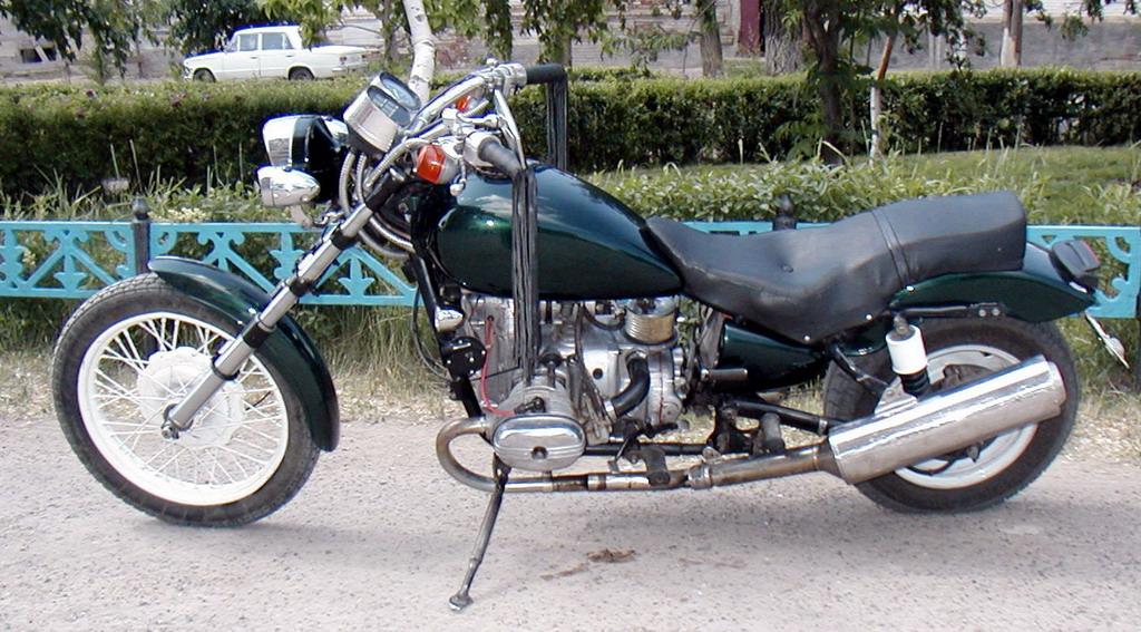 Забракованный ДПСниками OPPOZIT.RU мотоциклы Урал, Днепр, BMW ремонт мотоциклов