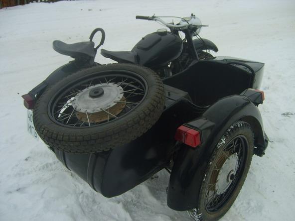 Июн 2012 продам коляску для мотоцикла